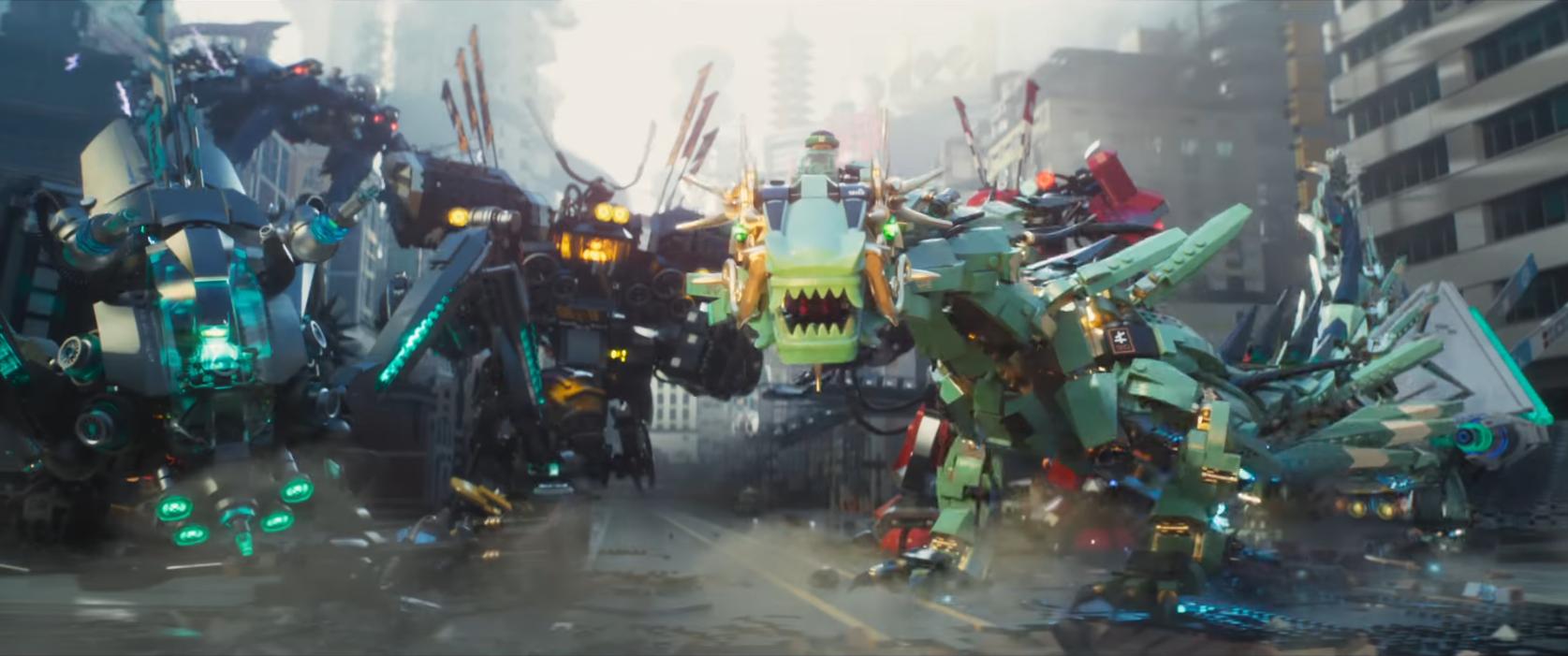 Review The Lego Ninjago Movie Jay S Brick Blog