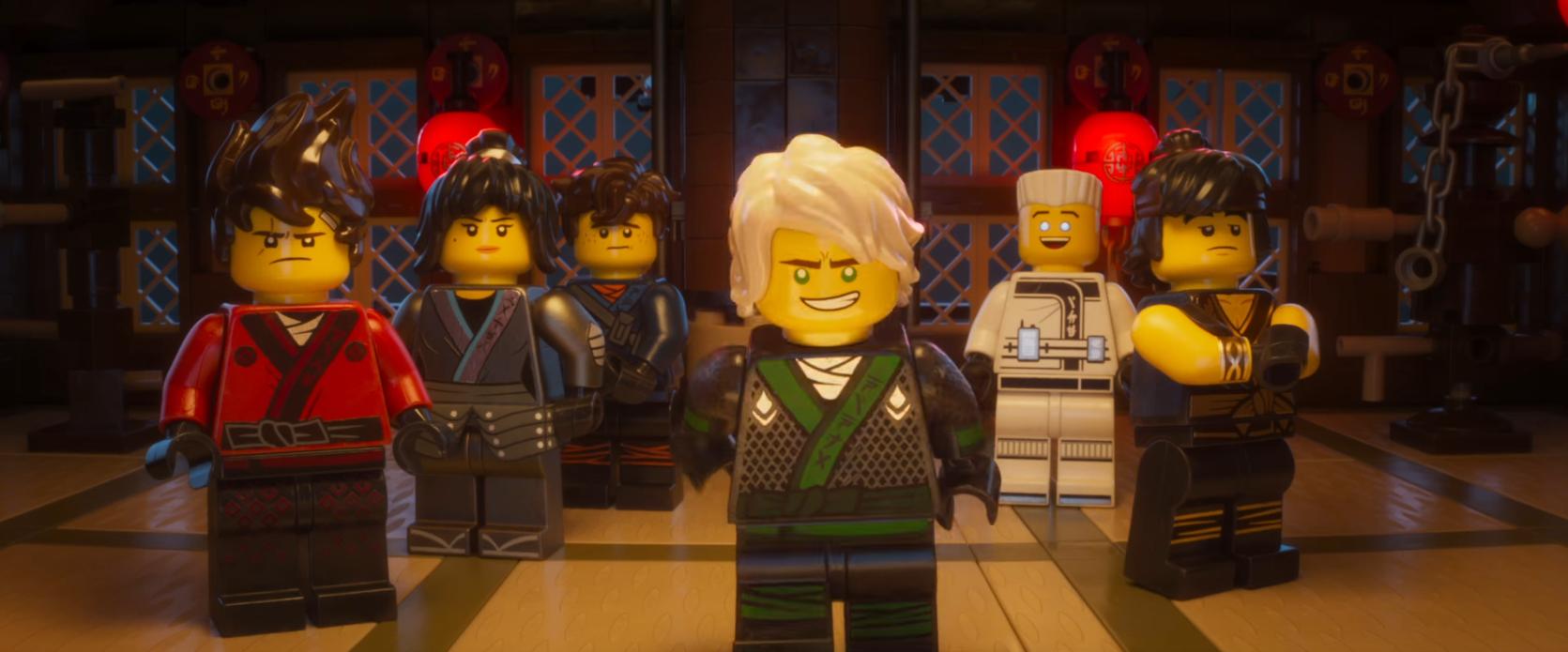 The lego ninjago movie trailer is here and it is dope - Ninjago kai jay zane cole lloyd ...