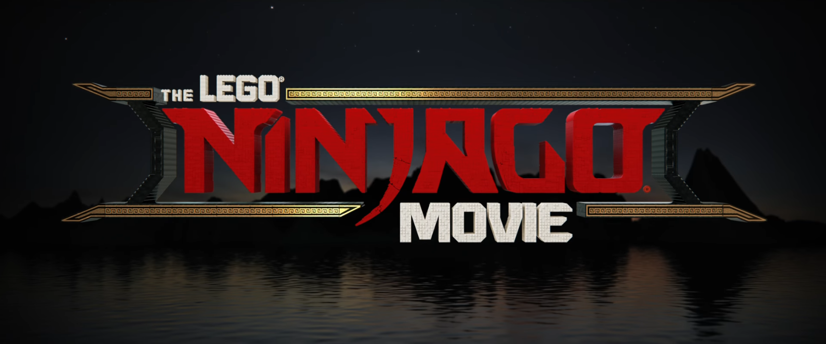 The lego ninjago movie trailer is here and it is dope - Lego ninjago logo ...