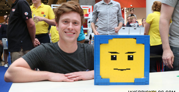 Interview with Dave Holder, Legoland Discovery Centre's Master Model Builder