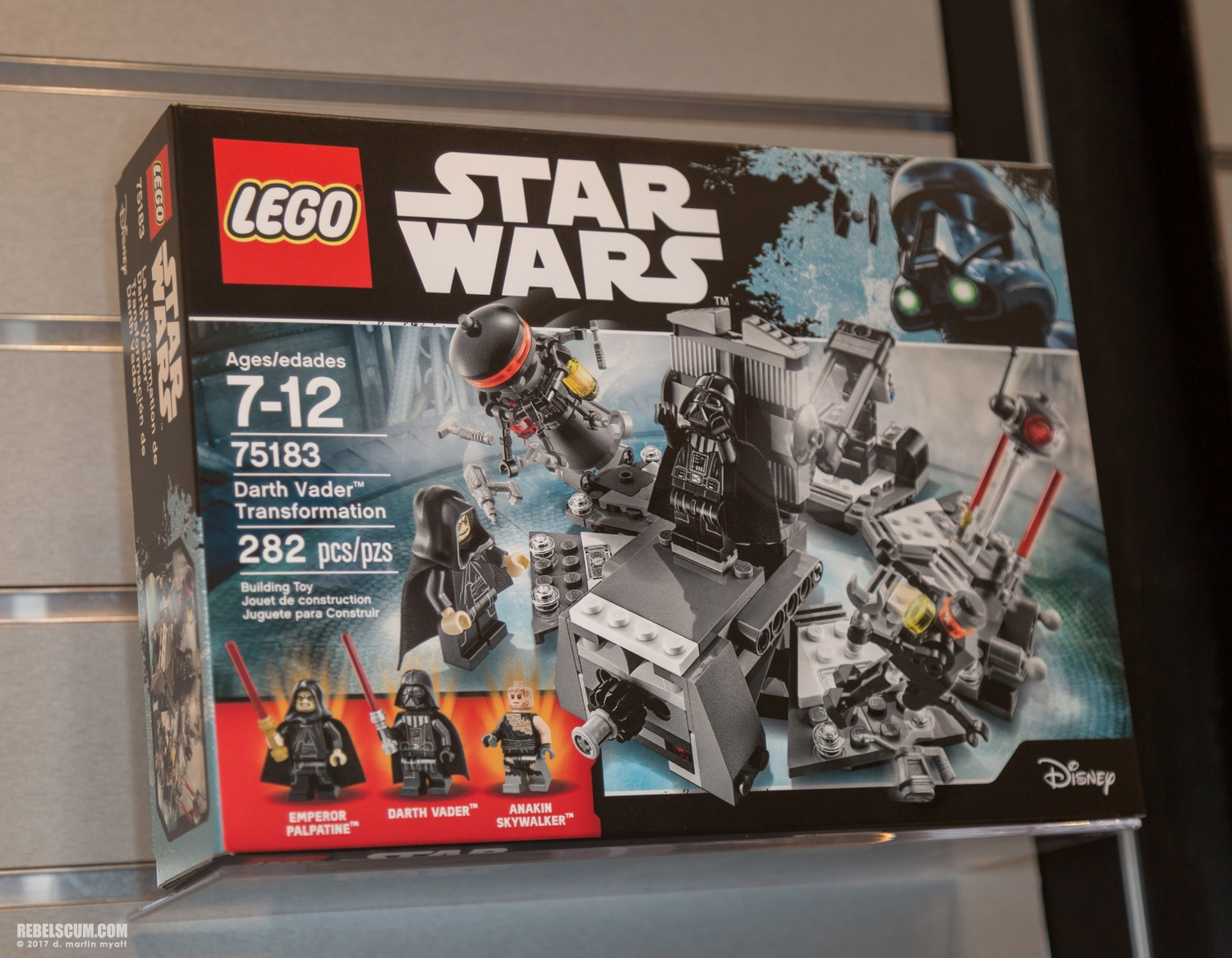 2nd half of 2017 LEGO Highlights from the New York Toy Fair