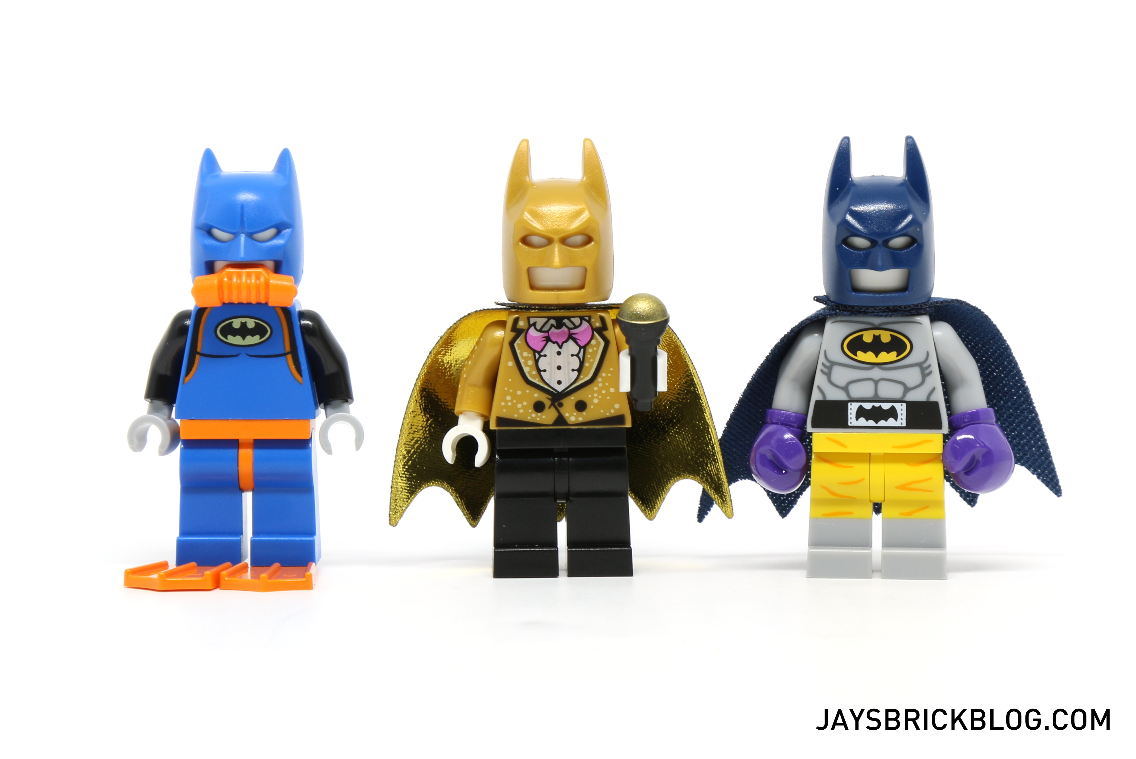 review lego 70909 batcave break in