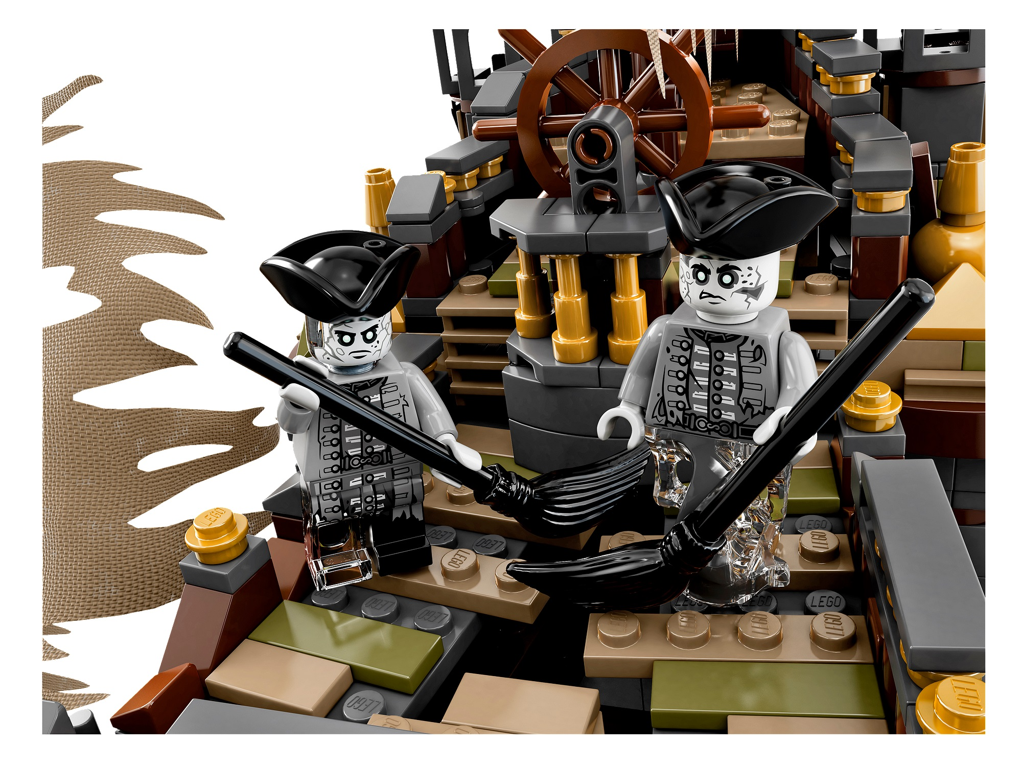 New POTC Pirate Ship 71042 The Silent Mary Now On Sale For ...