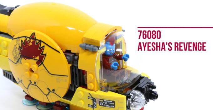 Review: LEGO 76080 Ayesha's Revenge