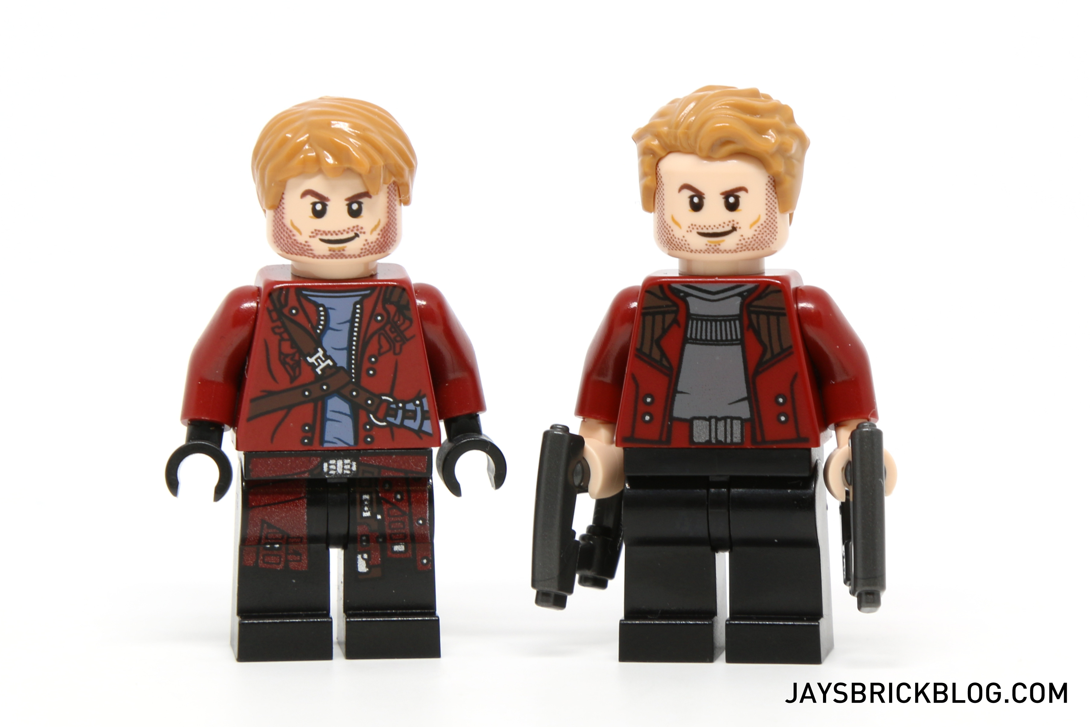 LEGO Star-Lord w// Jet Pack 76080 Guardians of the Galaxy Marvel Super Heroes NEW