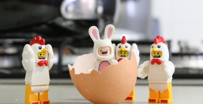 Join a very special LEGO Easter Competition(+ bonus Jay's Brick Blog giveaway!)