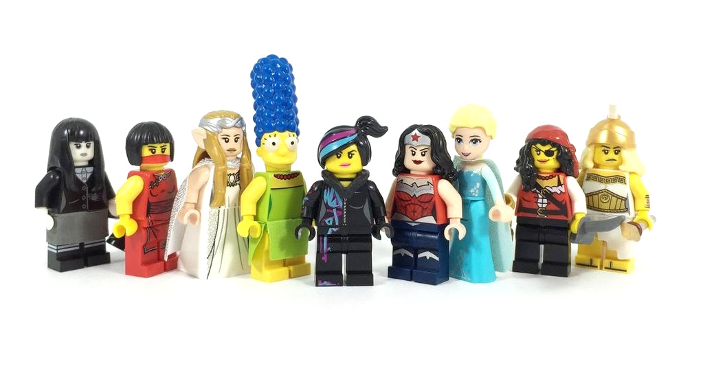 Happy International Women's Day! How far has female representation in LEGO sets progressed?