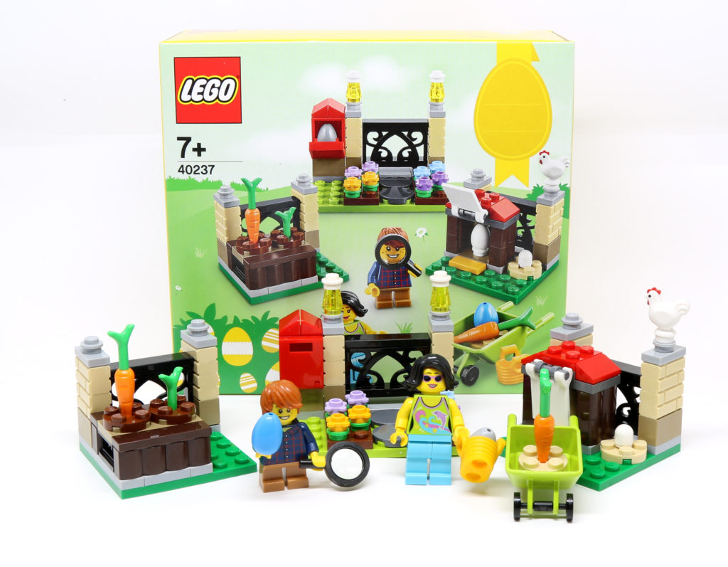 Review: 40237 Easter Egg Hunt