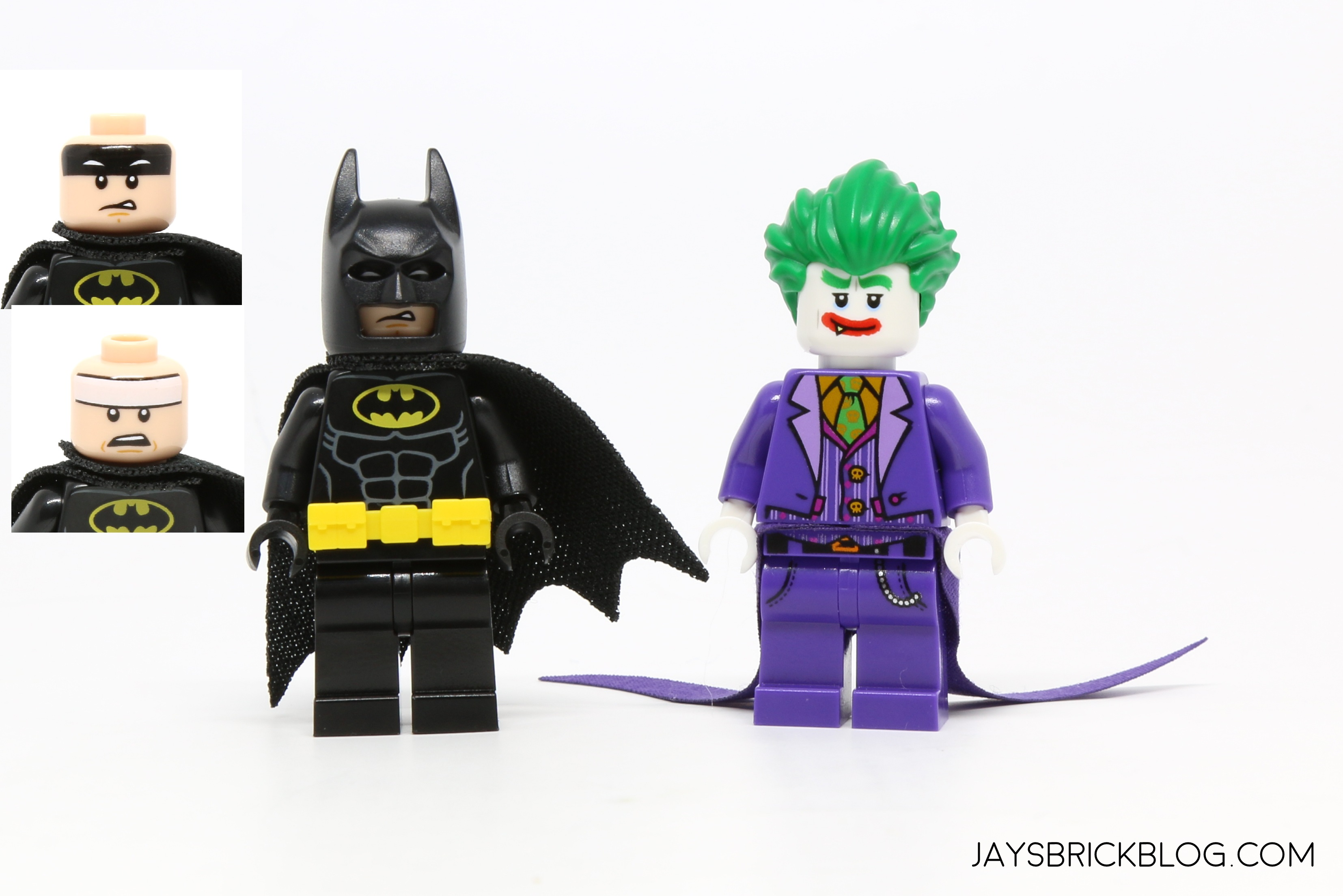 Hereu0027s a look at Batmanu0027s alternate faces which is the same one as you get from 70912 Arkham Asylum 70907 Killer Croc Tail-Gator and 70900 The Joker ...  sc 1 st  Jayu0027s Brick Blog & Review: LEGO 70908 The Scuttler