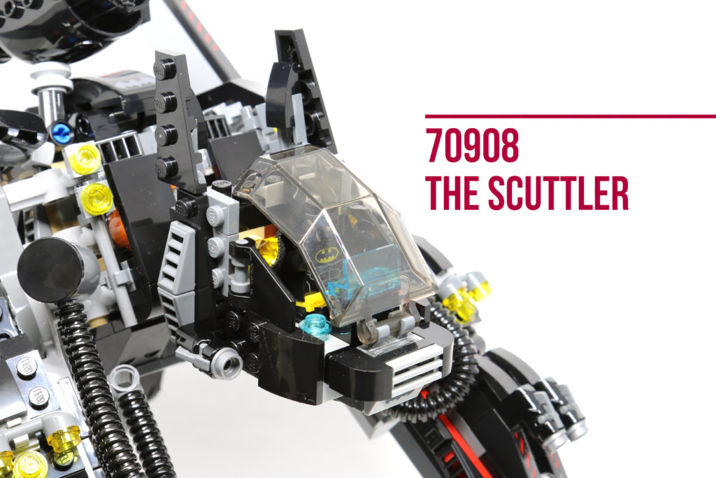 Review: LEGO 70908 The Scuttler