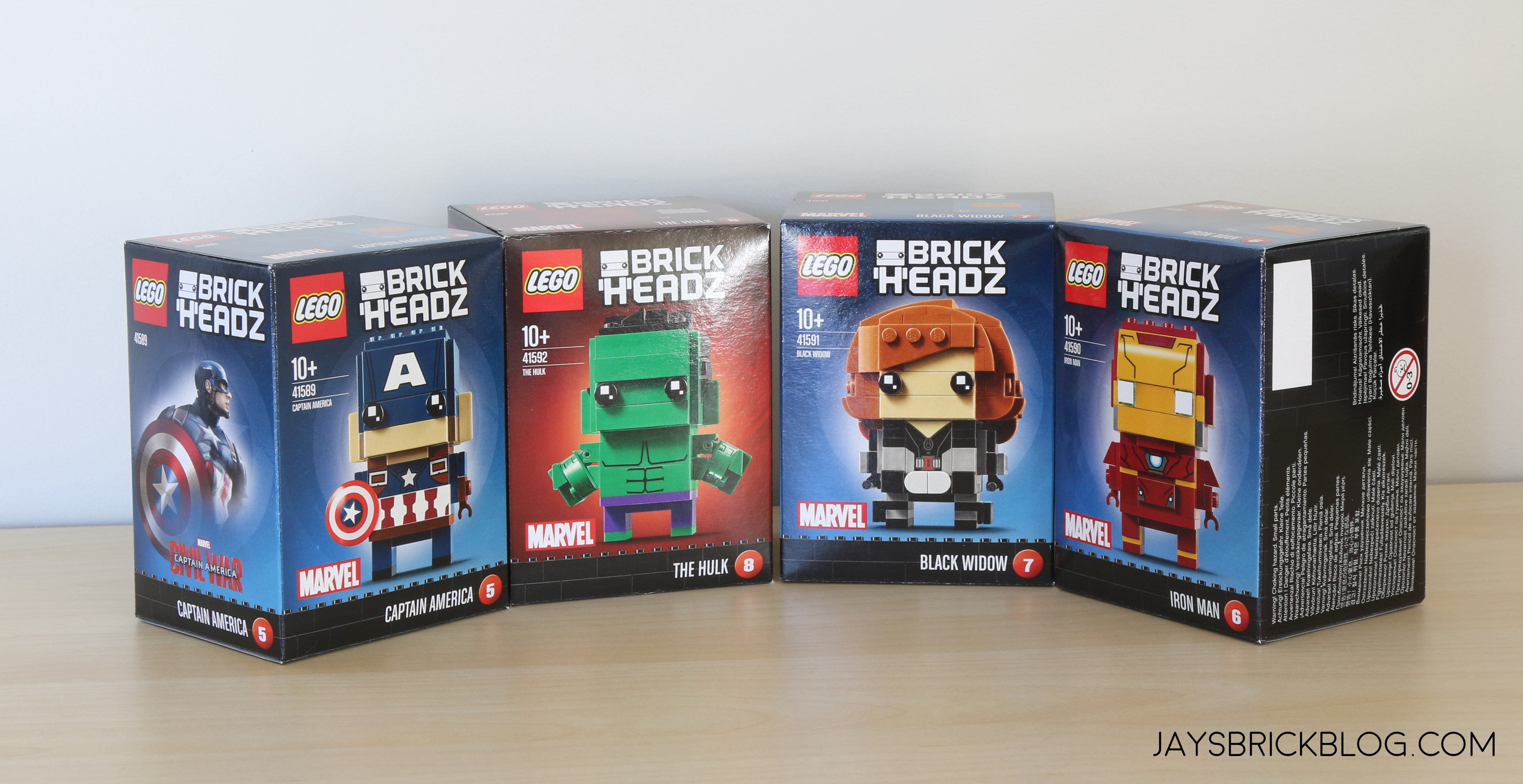 Brickheadz is one of LEGO s more exciting new themes this year. So far 75dc6fac3f2a
