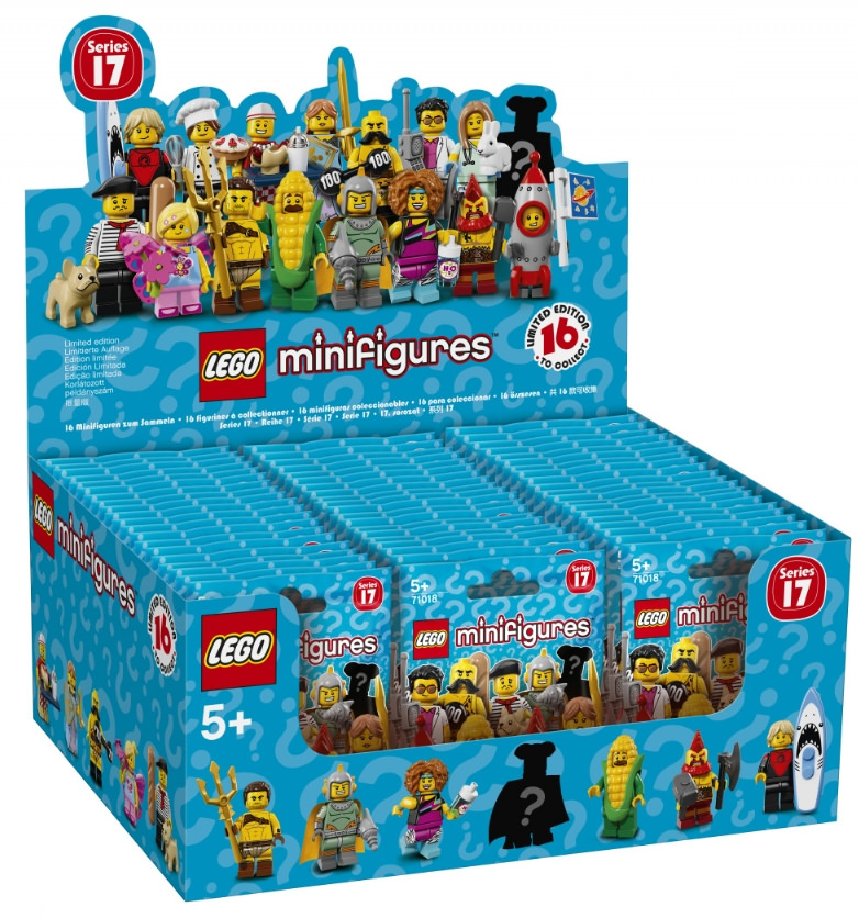 more photos of lego minifigures series 17 revealed. Black Bedroom Furniture Sets. Home Design Ideas