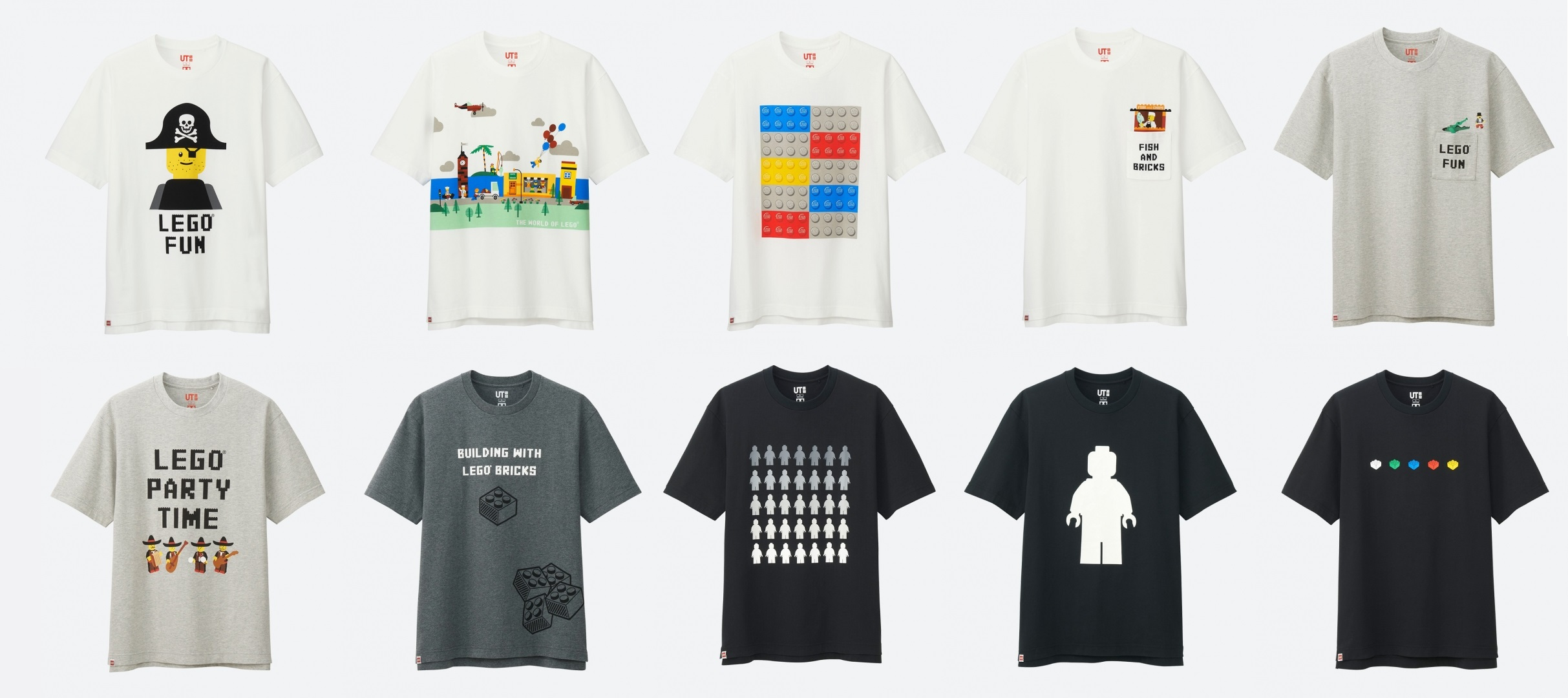 Review uniqlo lego collection season 2 t shirts stopboris Choice Image