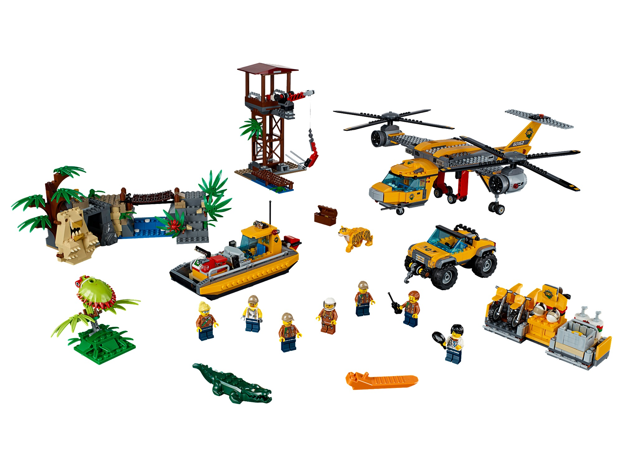 batman lego helicopter with Preview Lego City Jungle 2017 Sets on 2nd Half Of 2017 Lego Highlights From The New York Toy Fair moreover Lego Polizei Hubschrauber further 3d Tattoo Optical Illusion further Theme Batman additionally Fire Station.