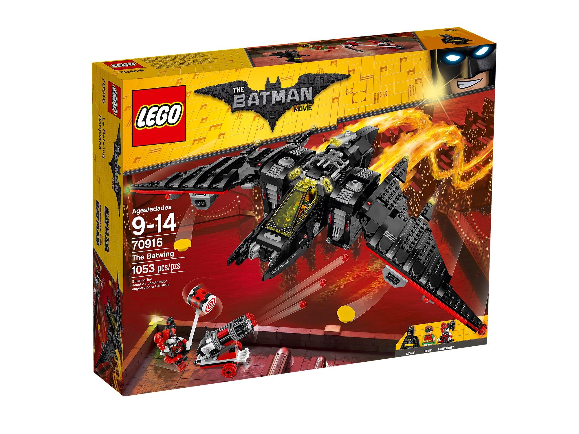 Lego Batman Movie Sets
