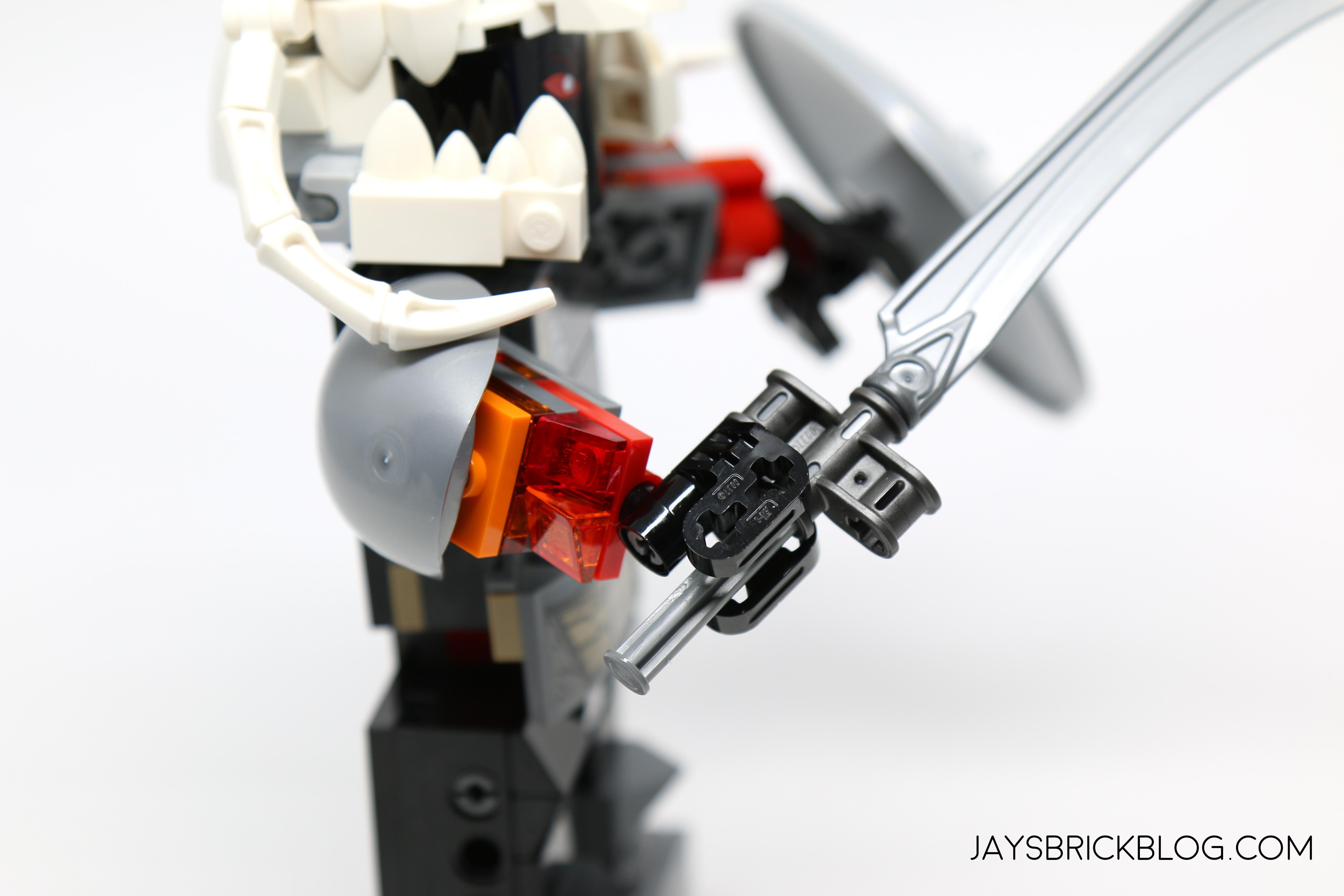 nexo knights shields nodets løve