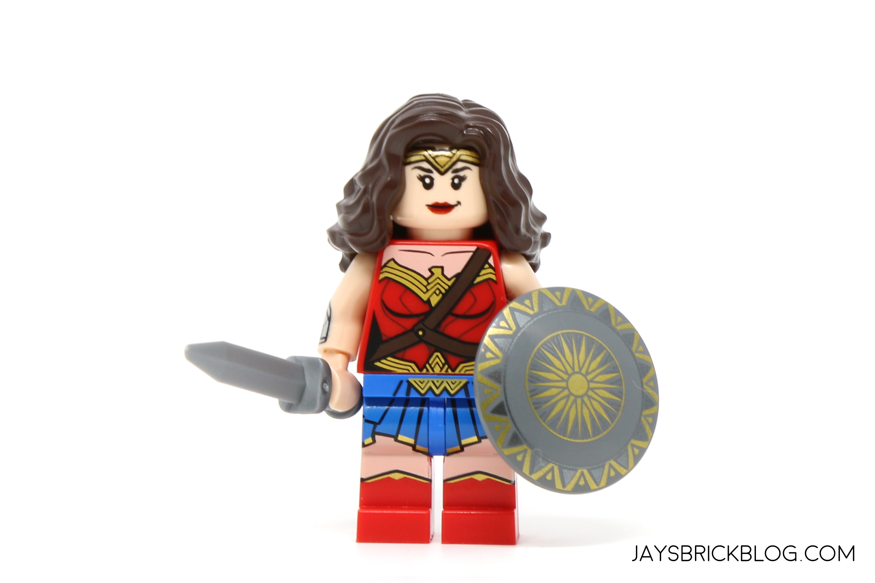 Review: LEGO 76075 Wonder Woman Warrior Battle – Jay's ...