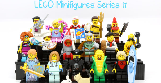 Review: LEGO Minifigures Series 17