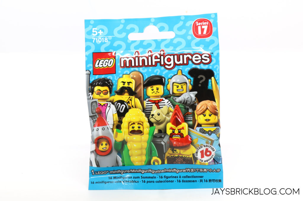Review Lego Minifigures Series 17 Jay S Brick Blog