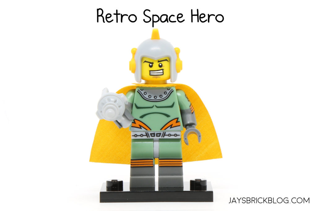 Review: LEGO Minifigures Series 17 – Jay's Brick Blog