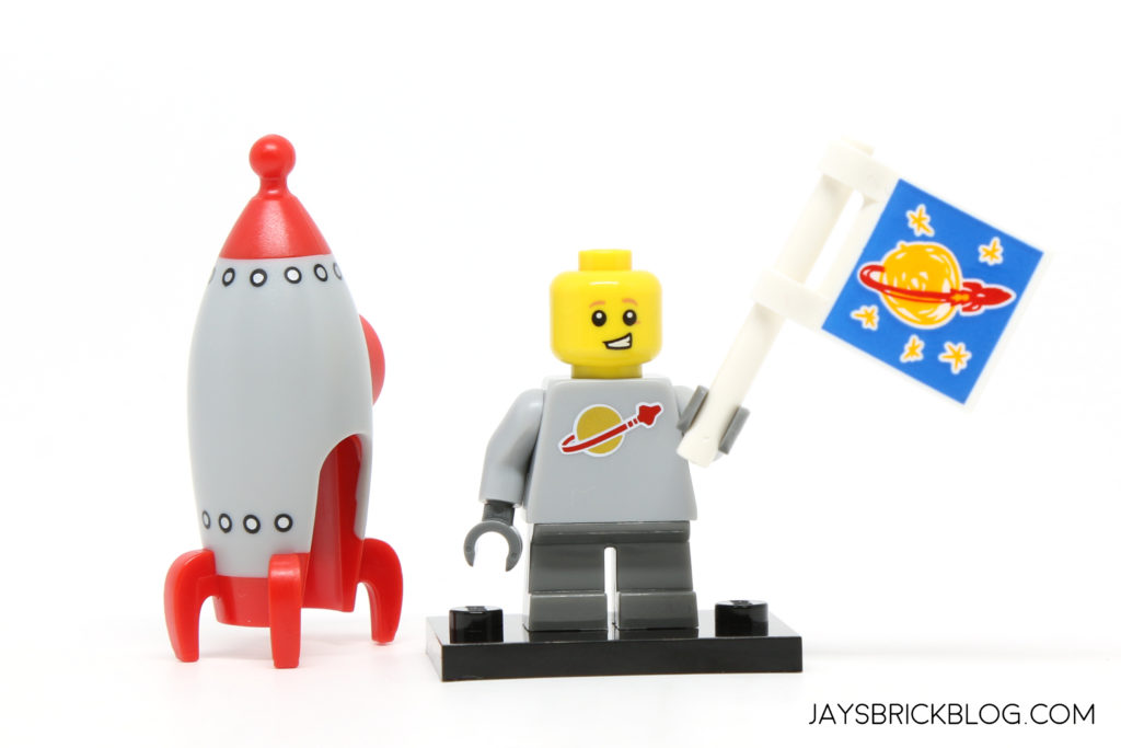 Lego Minifigures Series 18 Rocket Boy