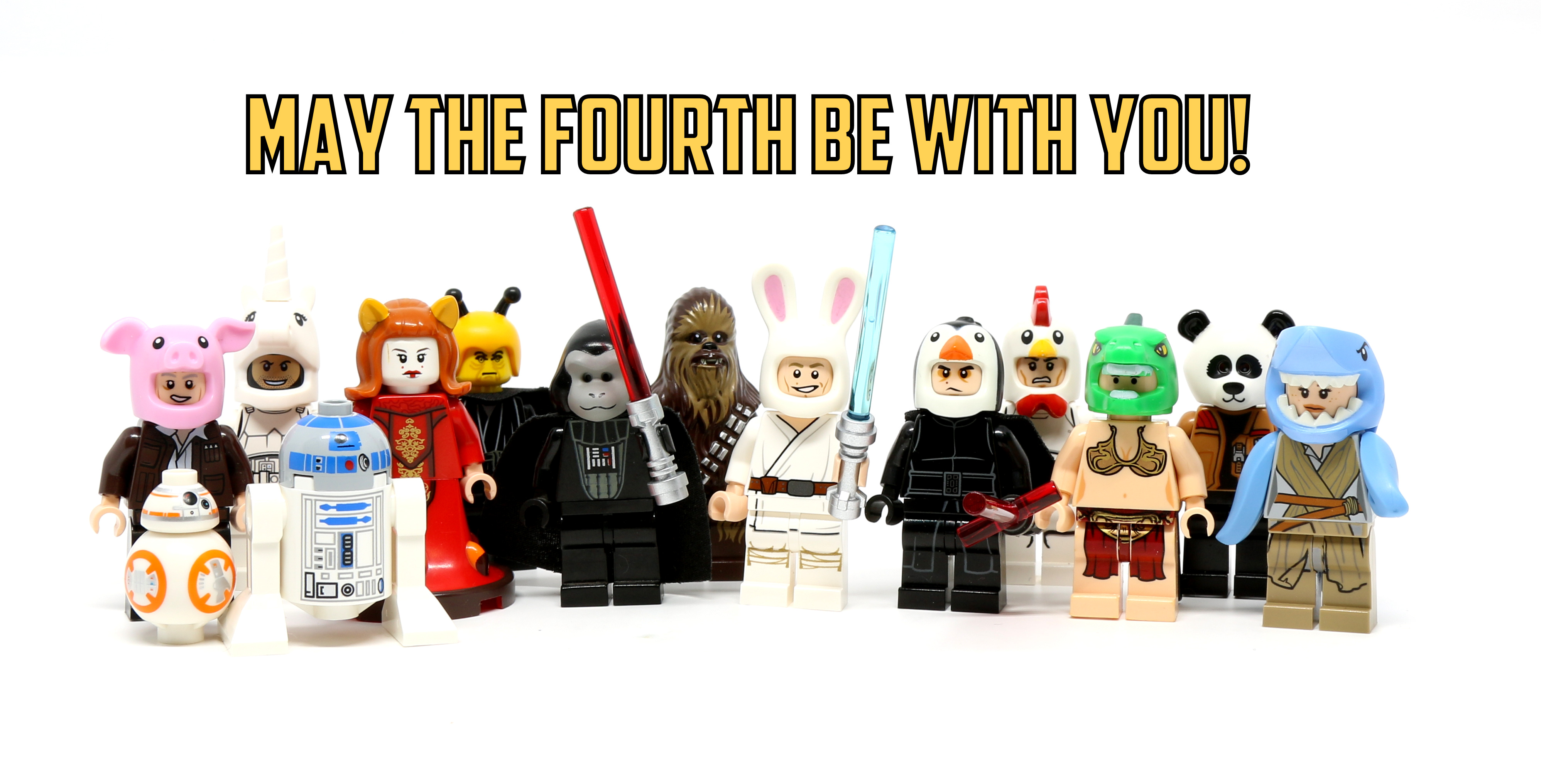 Happy Star Wars Day! Check out photos from this year's ...