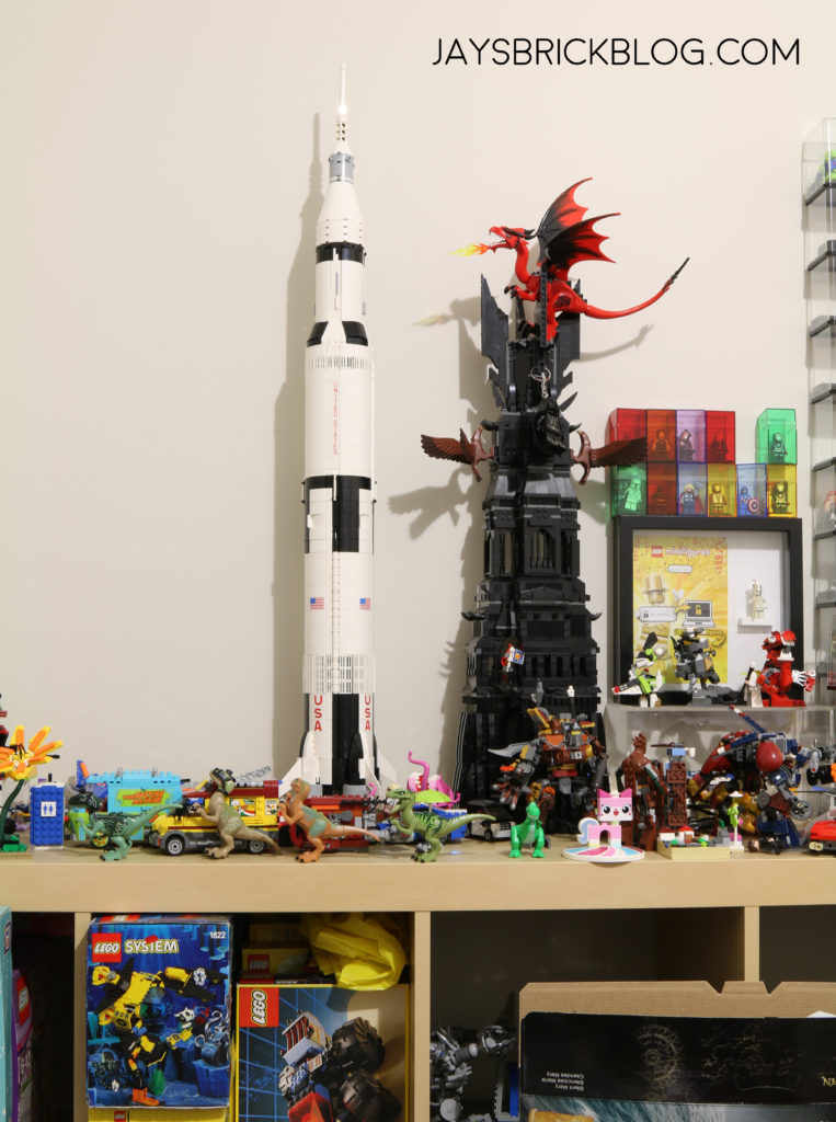 Review Lego 21309 Nasa Apollo Saturn V Jays Brick Blog