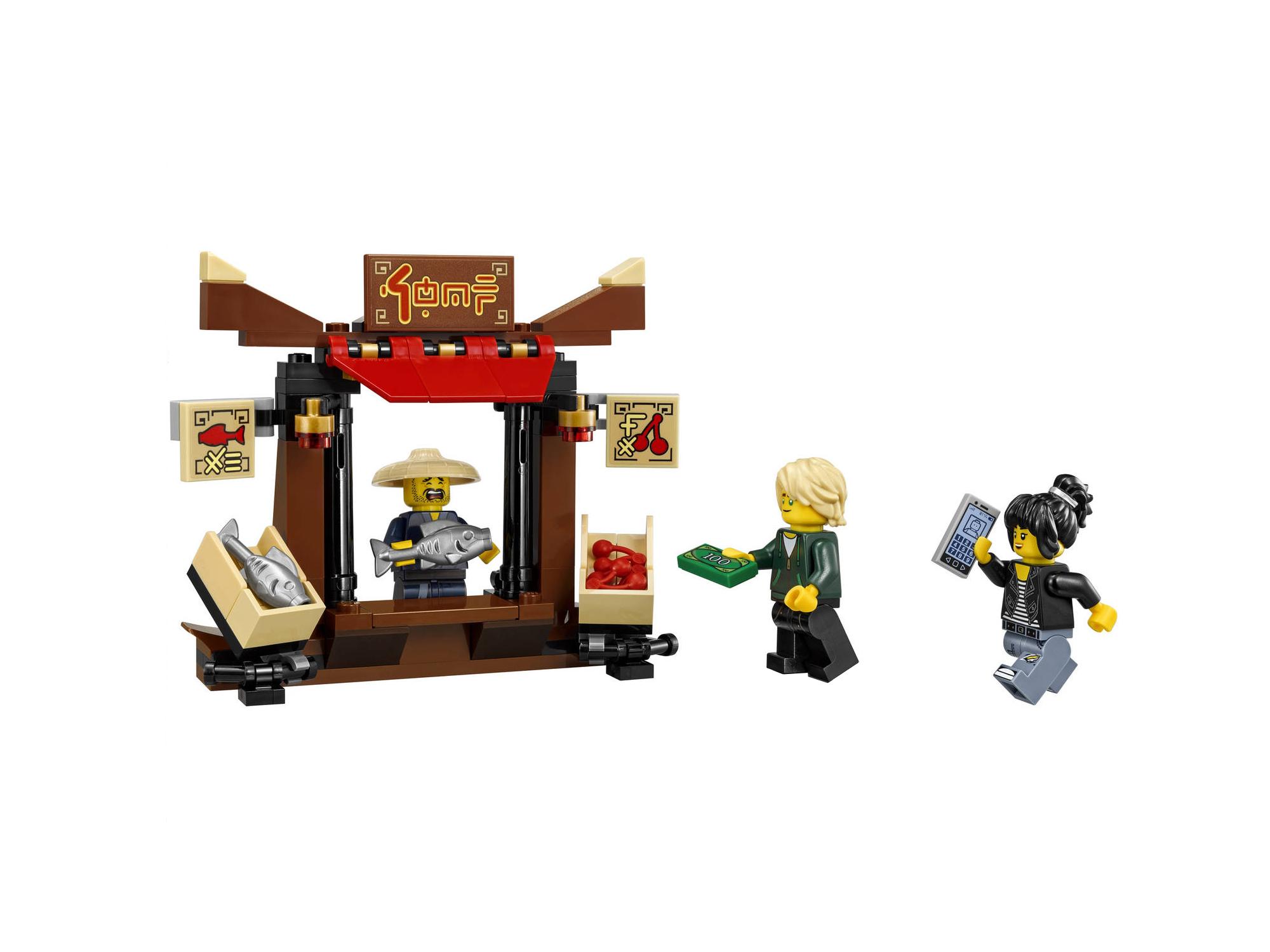 First look at the lego ninjago movie sets - Photo ninjago ...