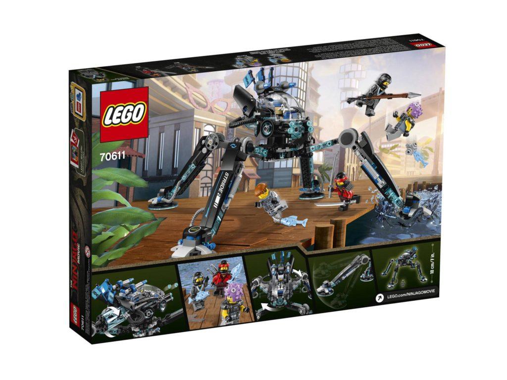 first look at the lego ninjago movie sets