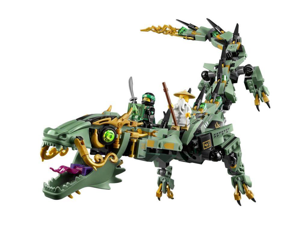 Image result for lego ninjago green dragon