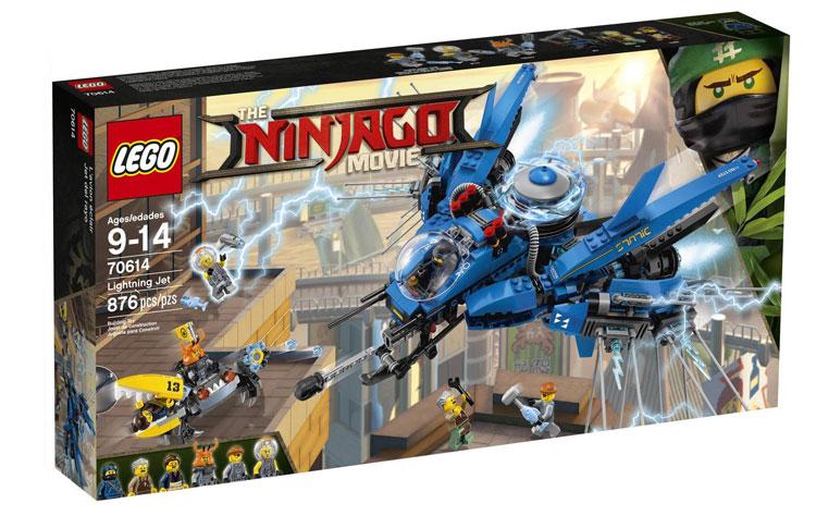 First look at the LEGO Ninjago Movie Sets!