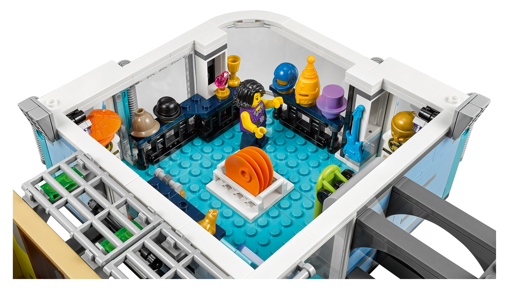 Lego Reveals 70620 Ninjago City The Massive Modular