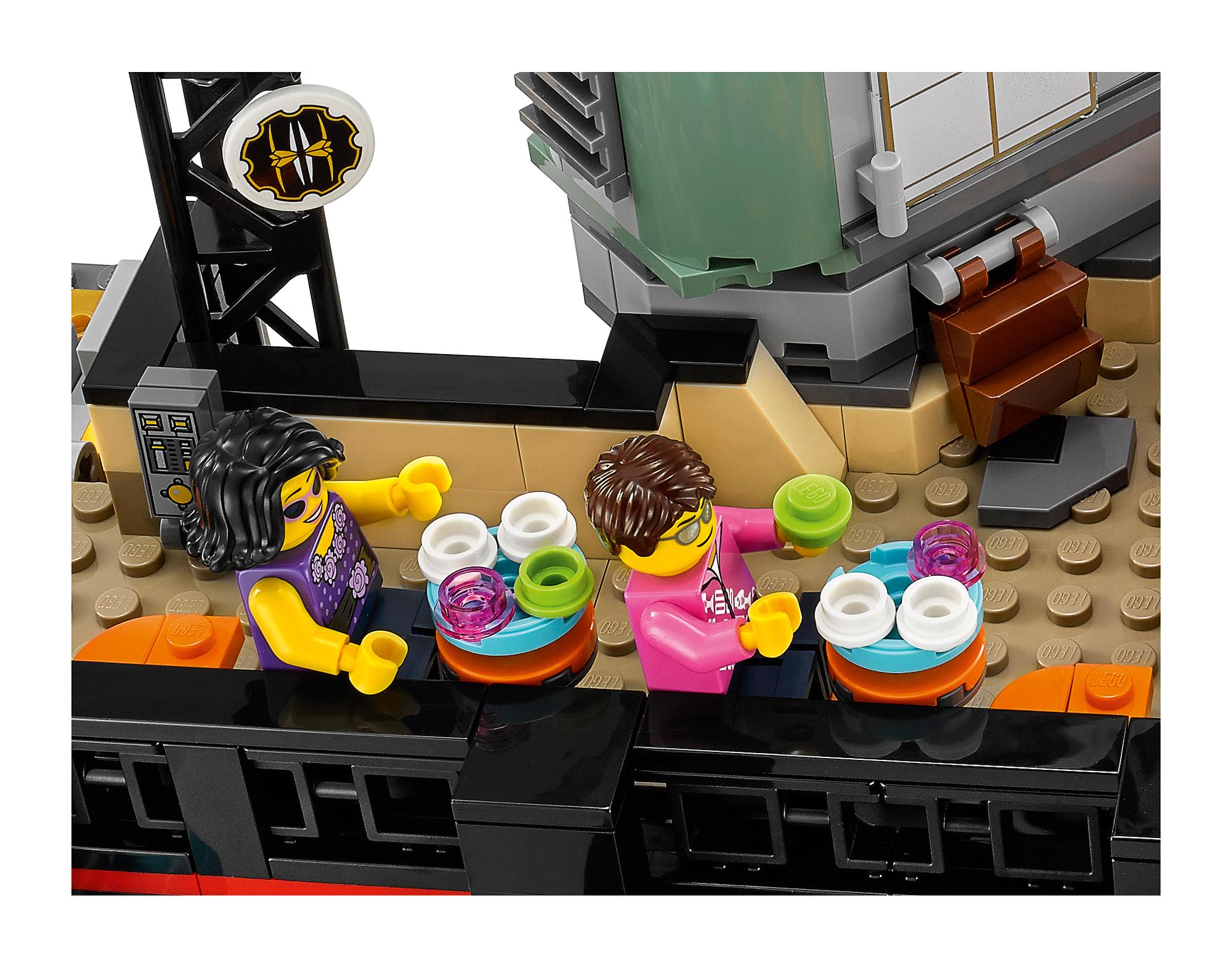LEGO reveals 70620 Ninjago City, the massive modular ...