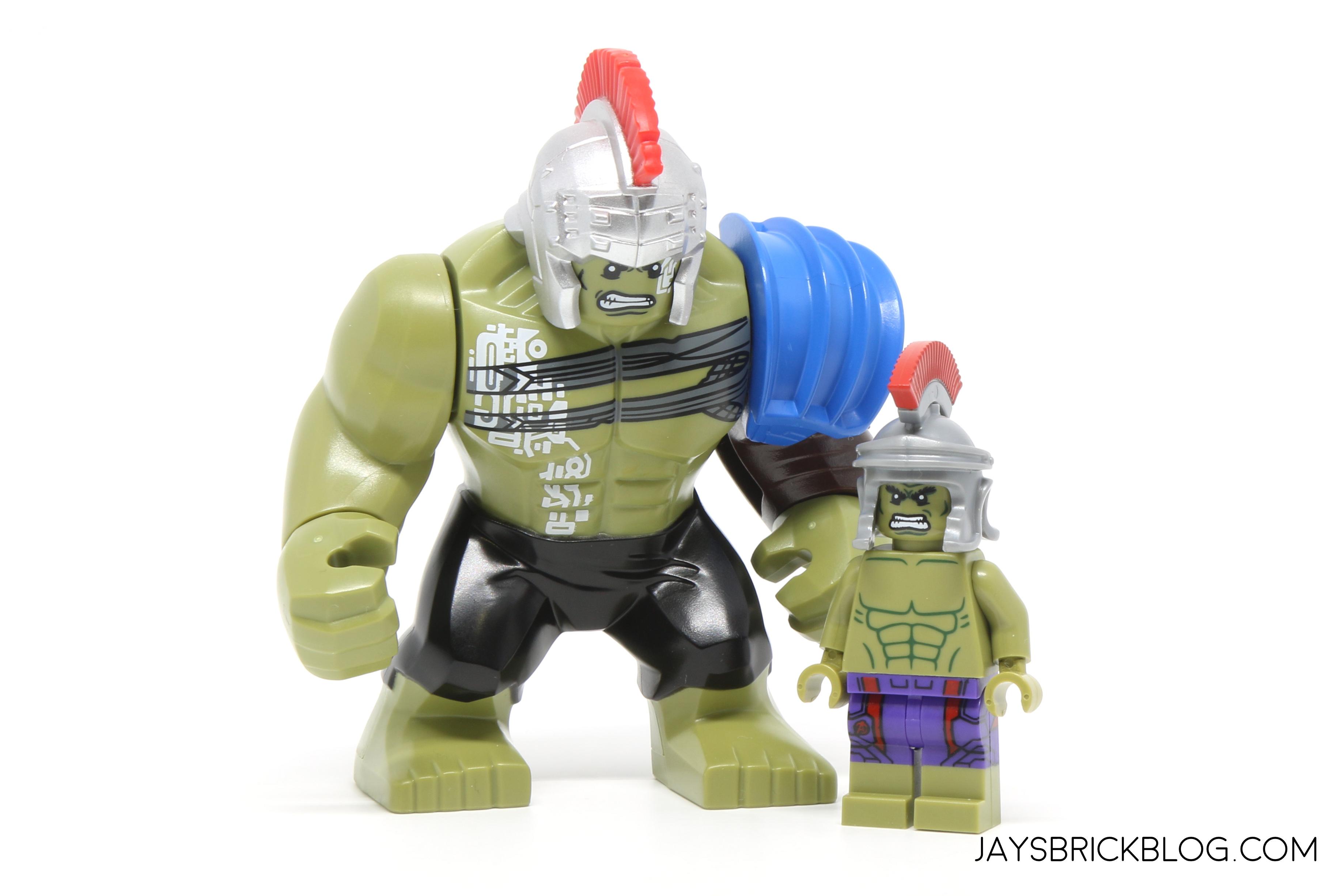 lego avengers hulk vs thor - photo #12