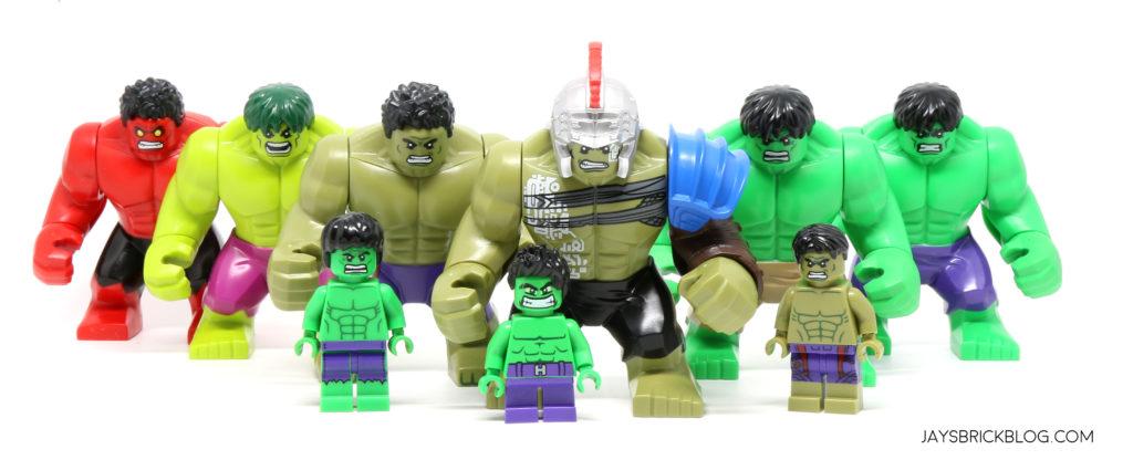 lego avengers hulk vs thor - photo #22