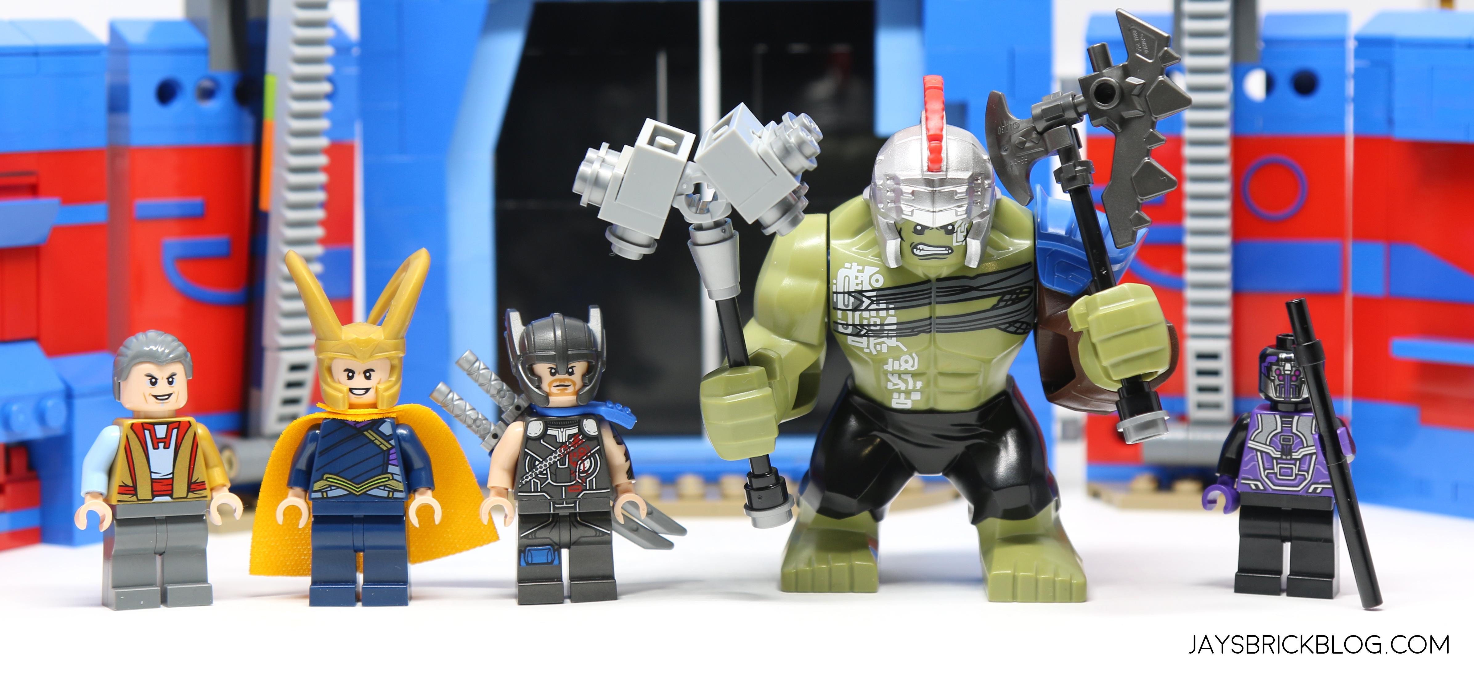 lego avengers hulk vs thor - photo #18