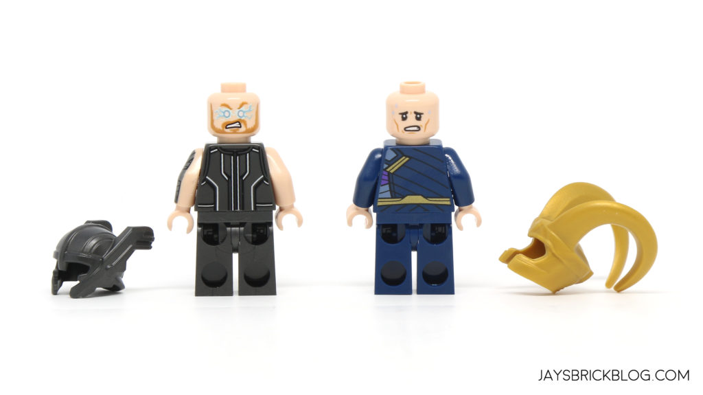 Review LEGO 76088 Thor Vs Hulk Arena Clash