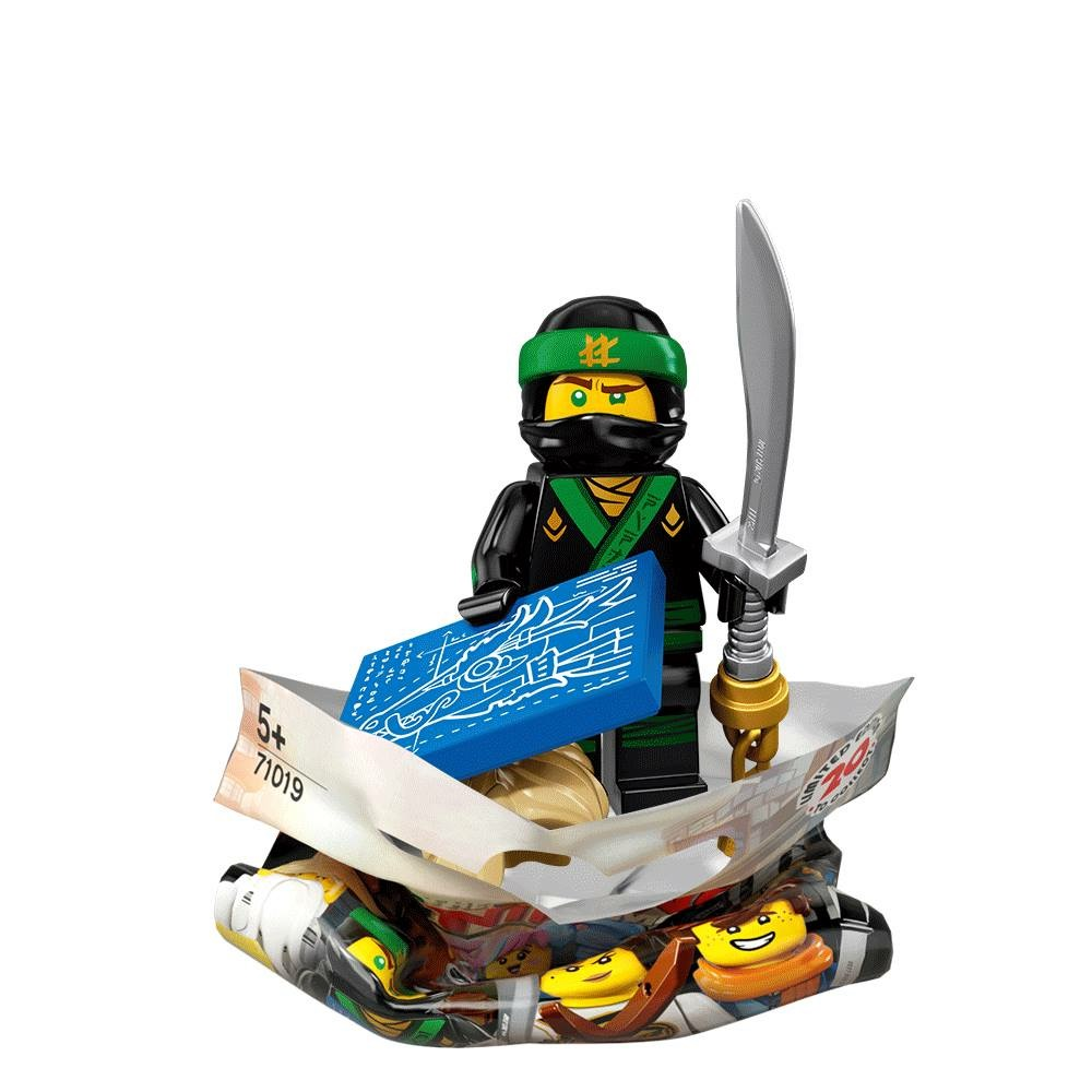 Meet all 20 characters from the lego ninjago movie - Lego ninjago ninja ...