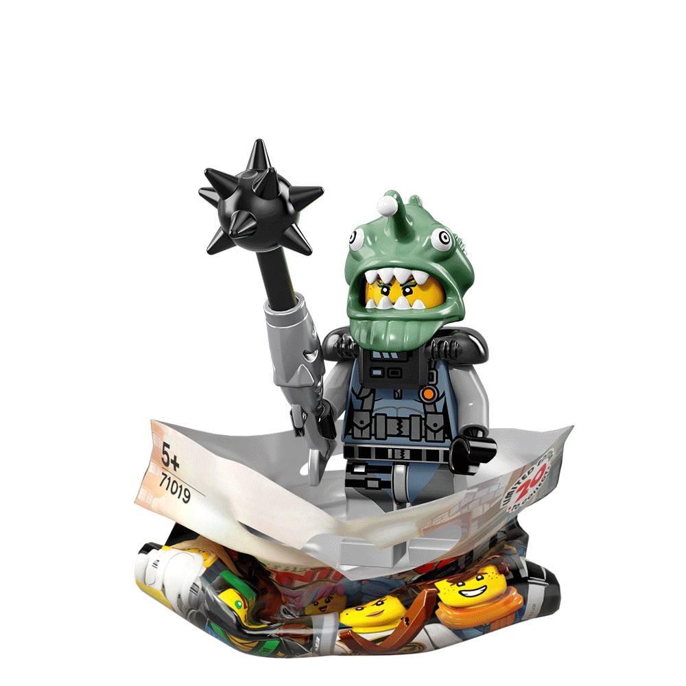 Meet All 20 Characters From The Lego Ninjago Movie Minifigure Series Jay S Brick Blog