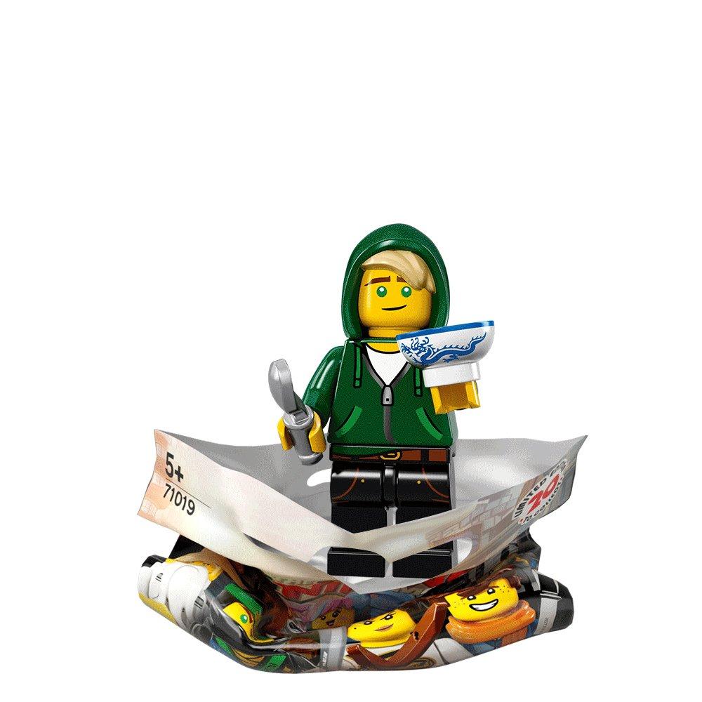 Meet All 20 Characters From The Lego Ninjago Movie