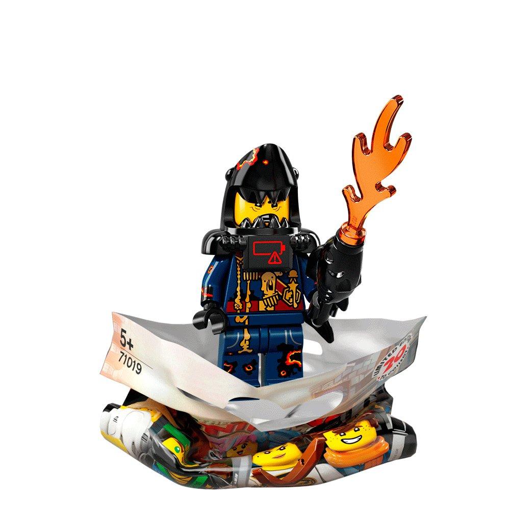 Lego Ninja Toys : Meet all characters from the lego ninjago movie