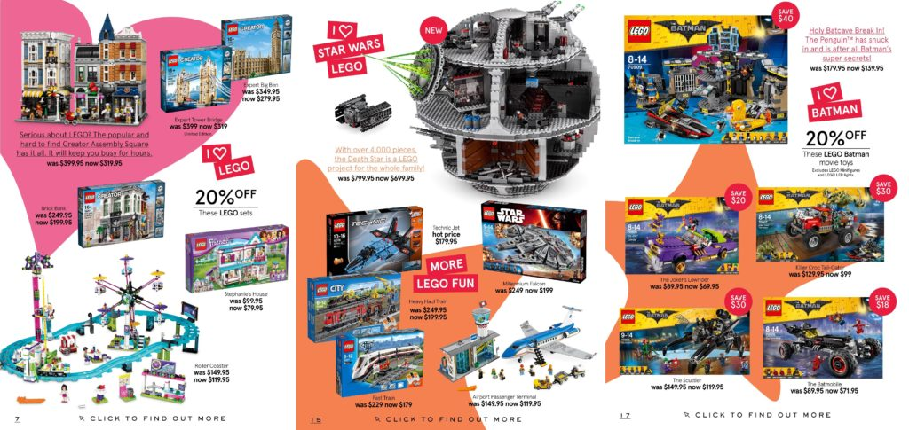 Australian LEGO Sale: Mid-Year Toy Sale June 2017