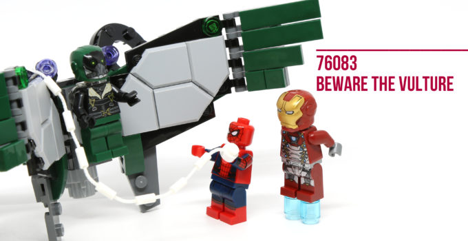 Review: LEGO 76083 Beware The Vulture