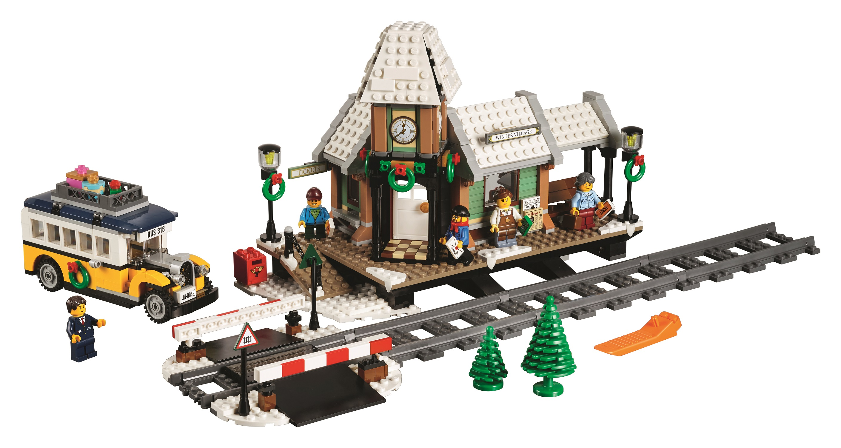 introducing the 2017 winter village set lego 10259. Black Bedroom Furniture Sets. Home Design Ideas