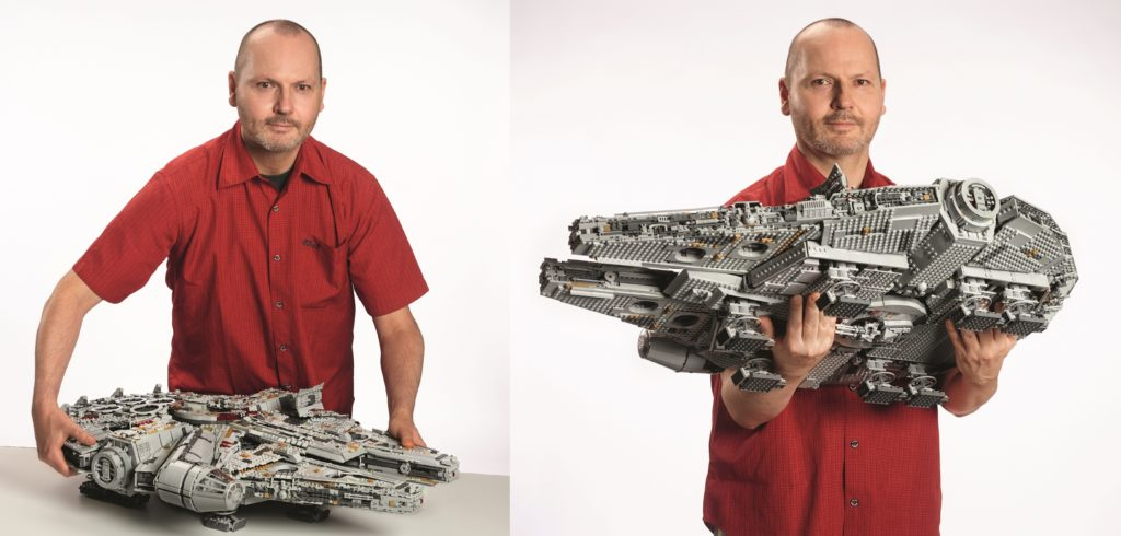 Yes it's real! LEGO 75192 UCS Millennium Falcon is officially the BIGGEST LEGO set ever!