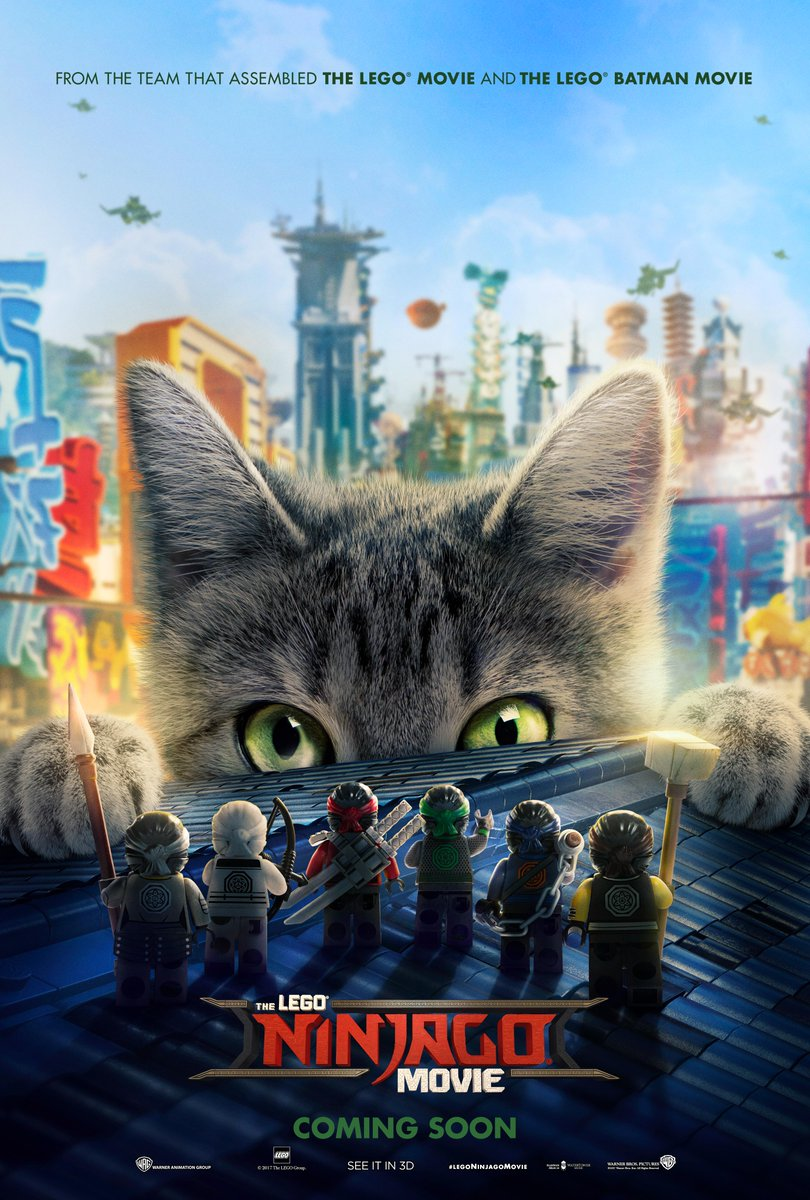 Review: The LEGO Ninjago Movie