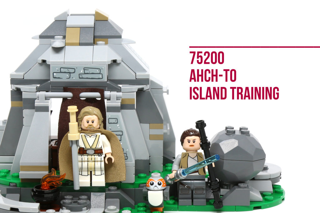 Review: LEGO 75200 Ahch-To Island Training