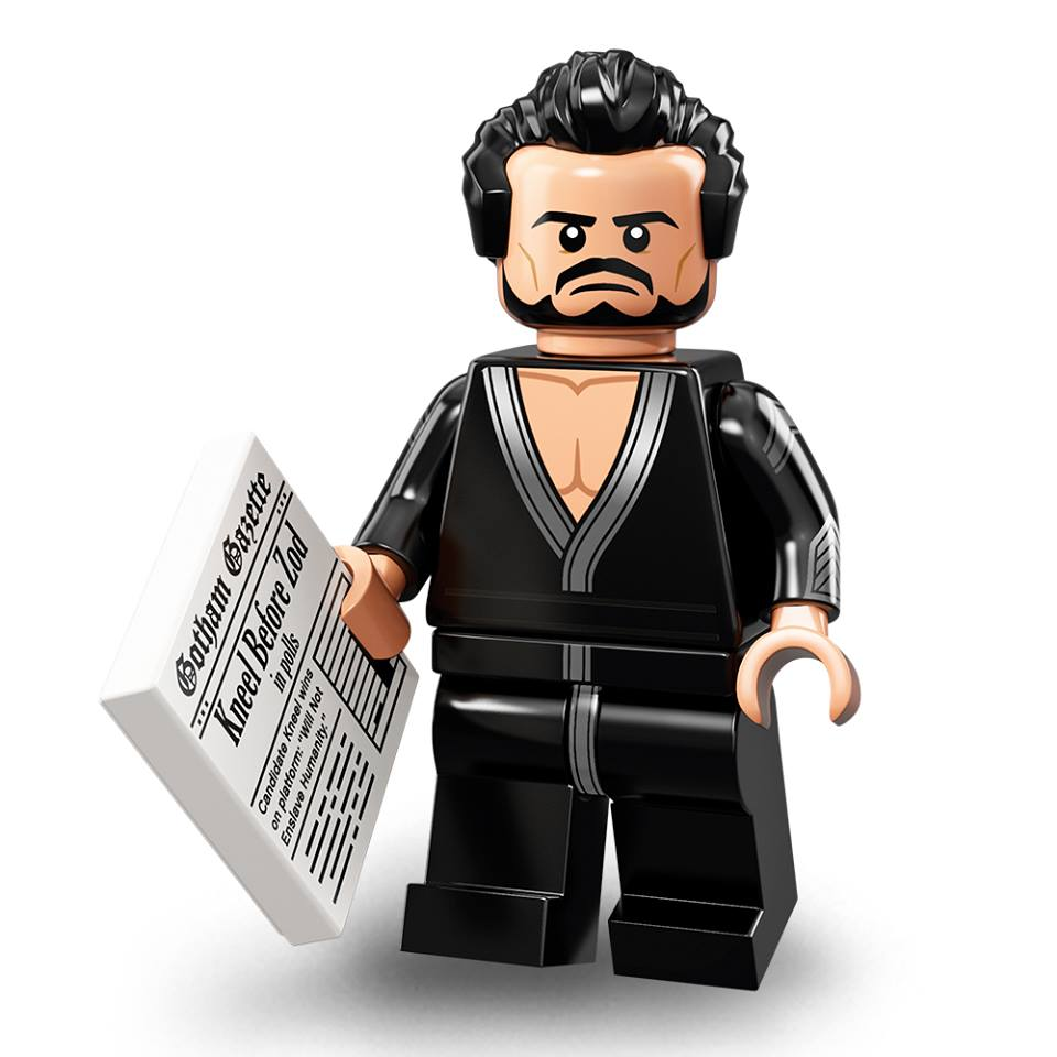 general zod lego batman 2 - photo #5