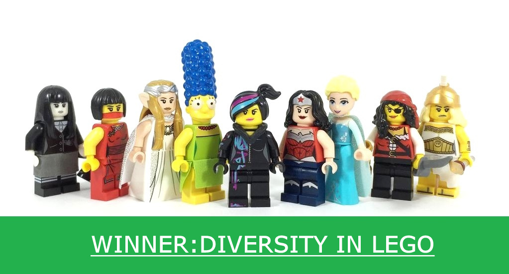 Winners & Losers: LEGO in 2017 – Jay's Brick Blog