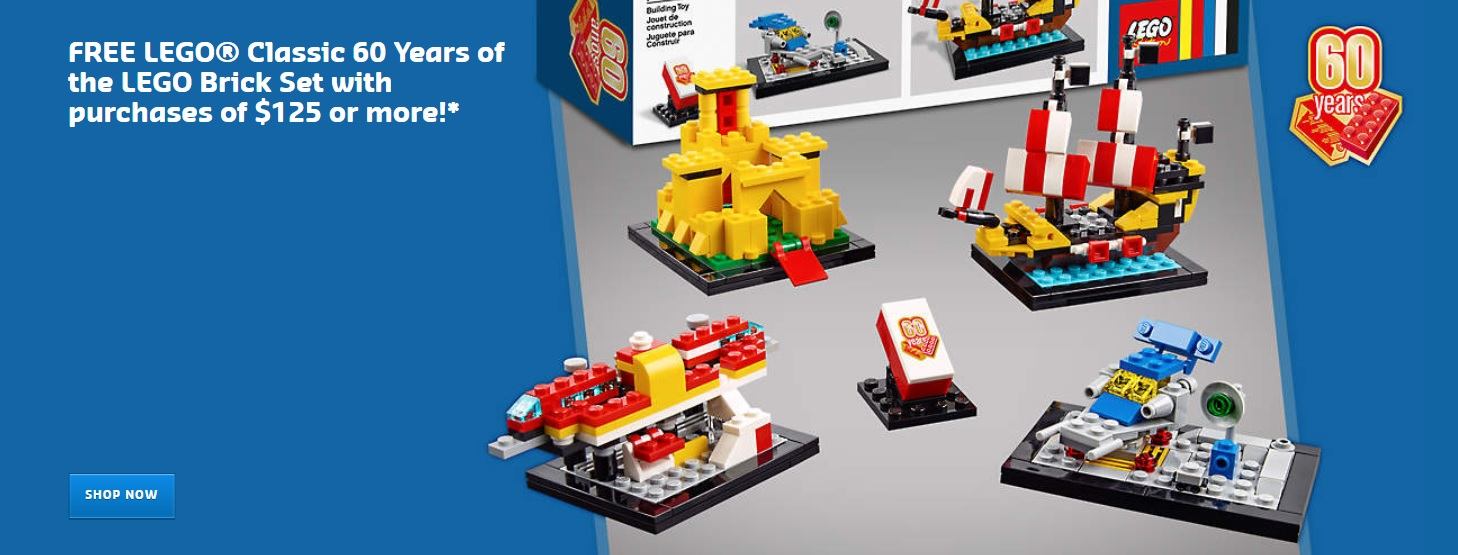 lego special sets
